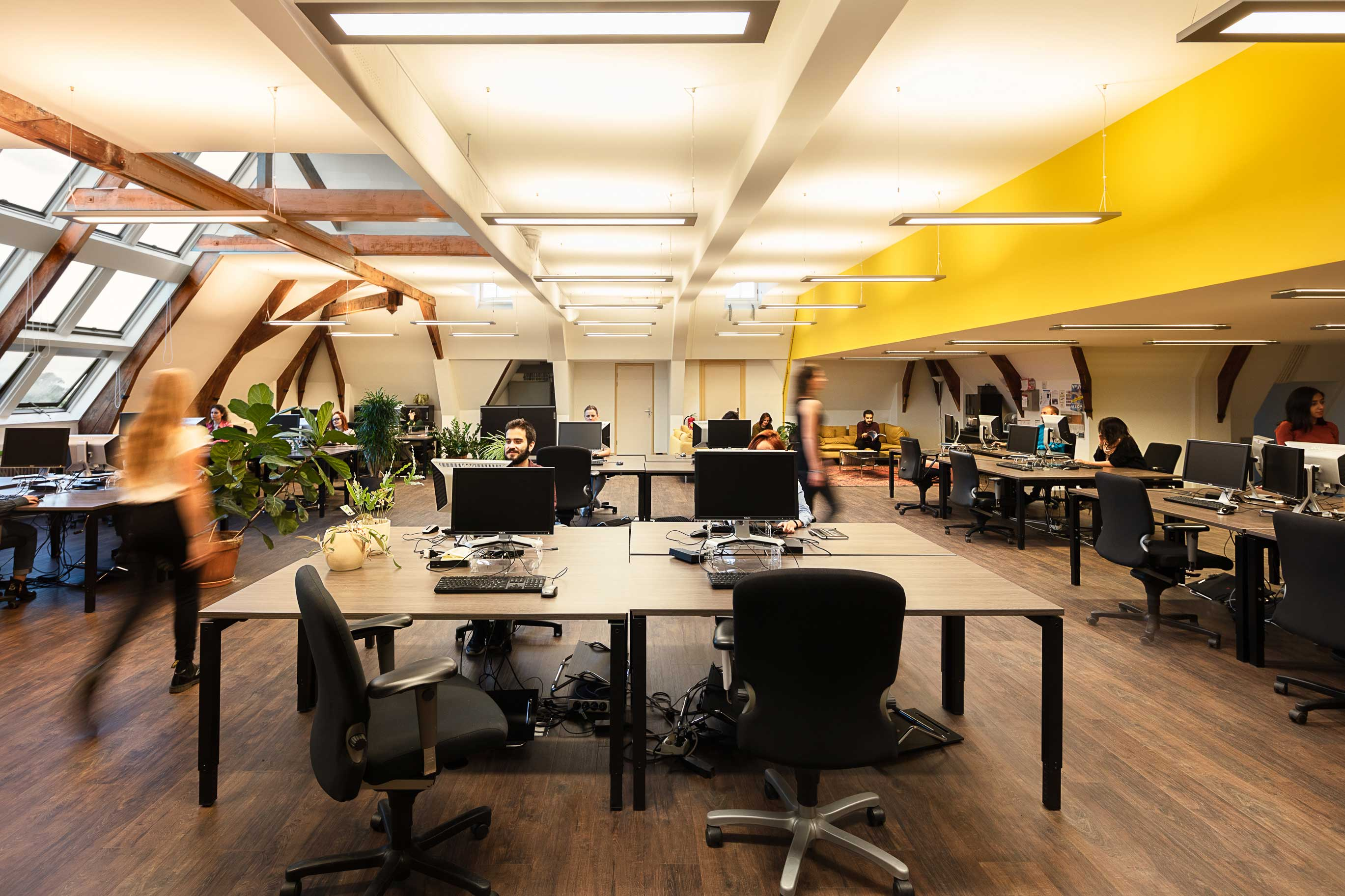 Akka architects, architecture and design studio in Amsterdam leading by Stephanie Akkaoui Hughes