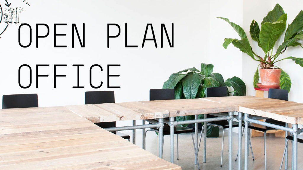 Akka Architects Blog_Open plan office