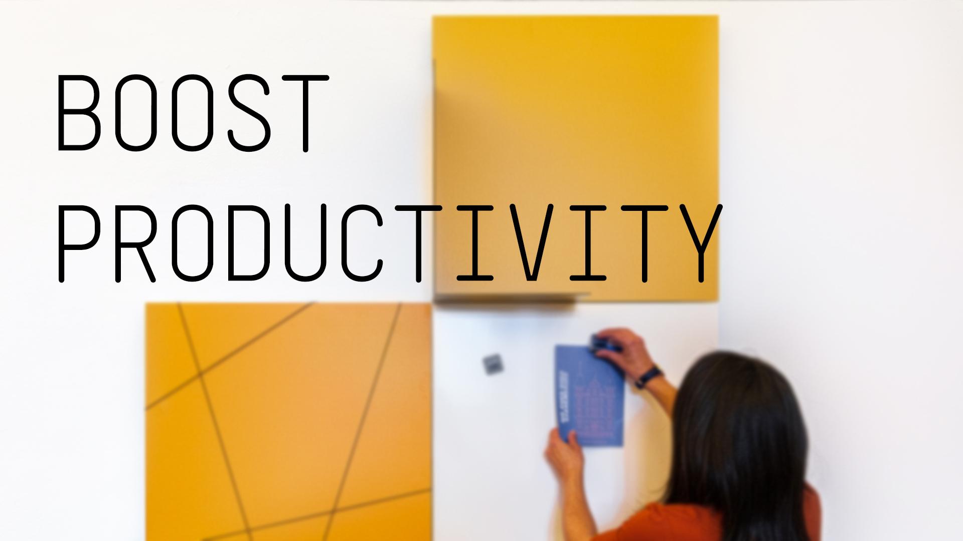Akka Architects Blog_Boost Productivity
