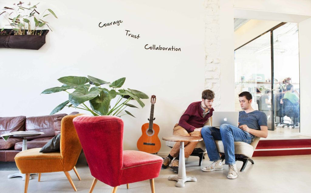 Millennials' workplace needs