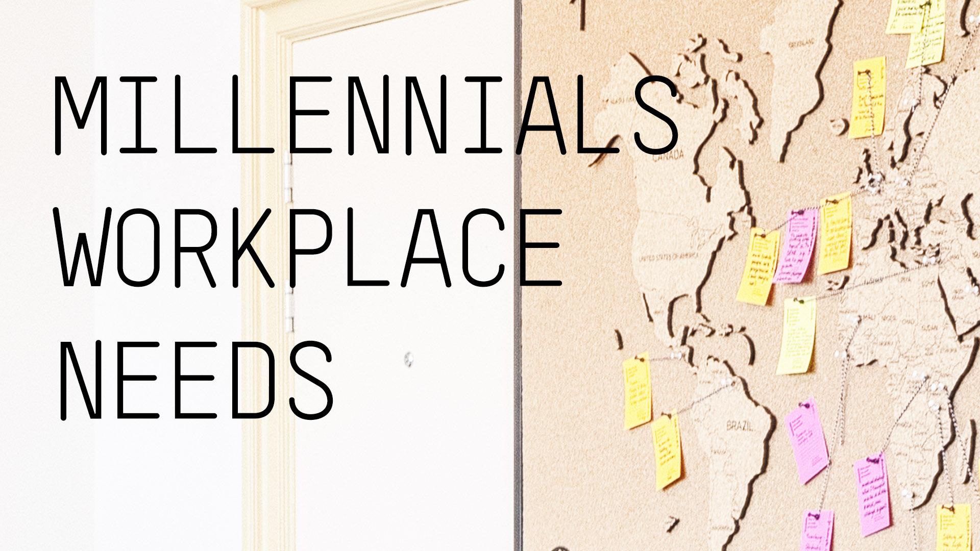Akka Architects Blog_Millennials Workplace Needs
