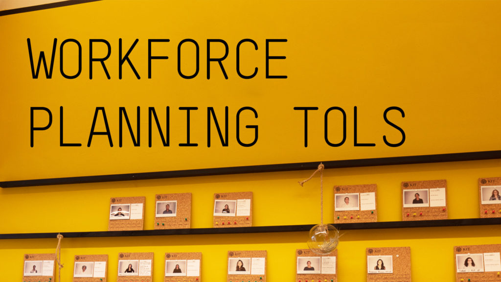 AKKA Architects Blog Workforce planning tools