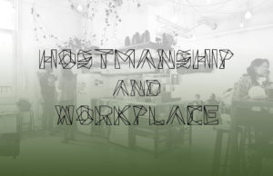 Hostmanship employees workplace