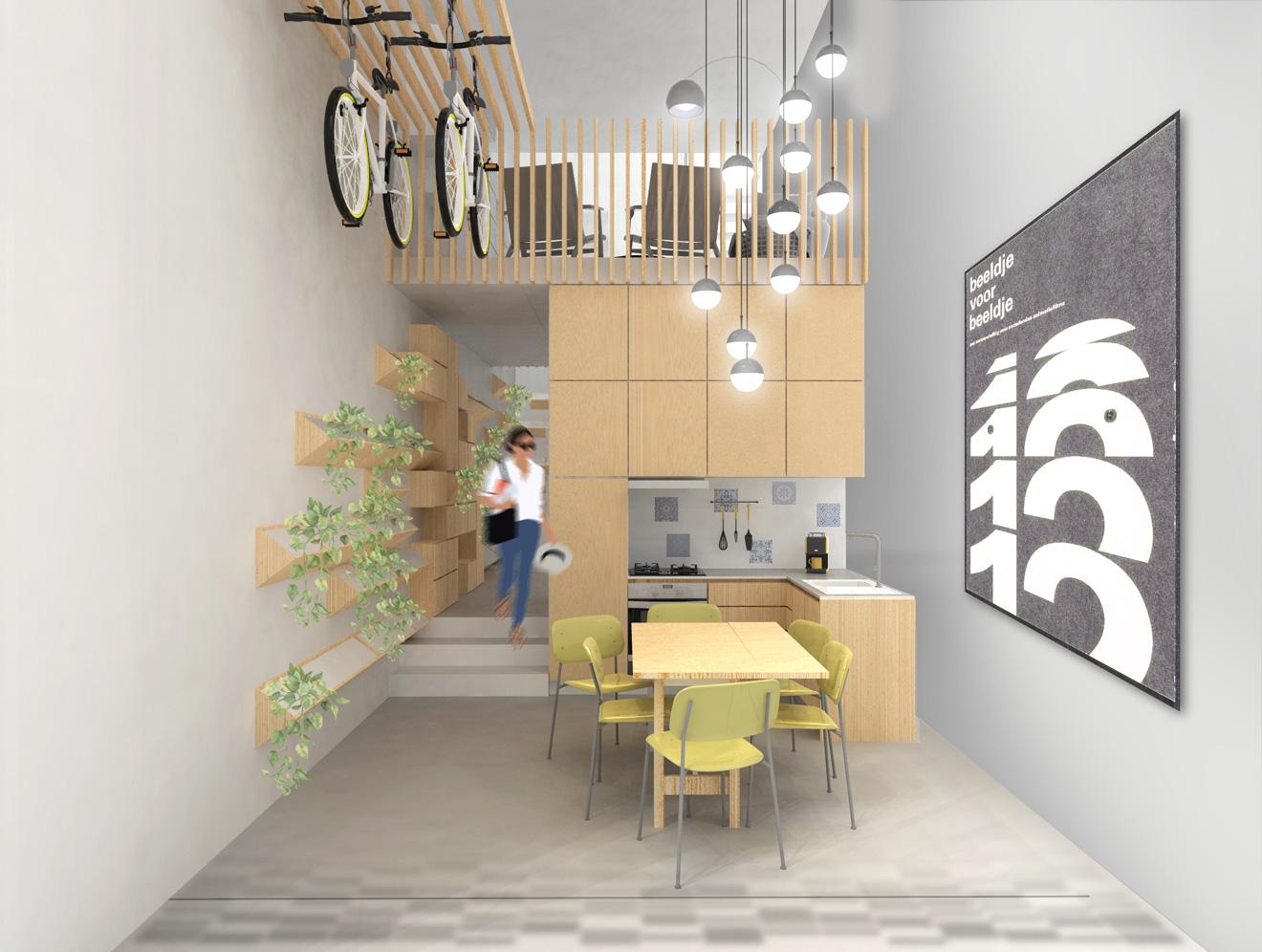 amsterdam residential house home renovation akka architects