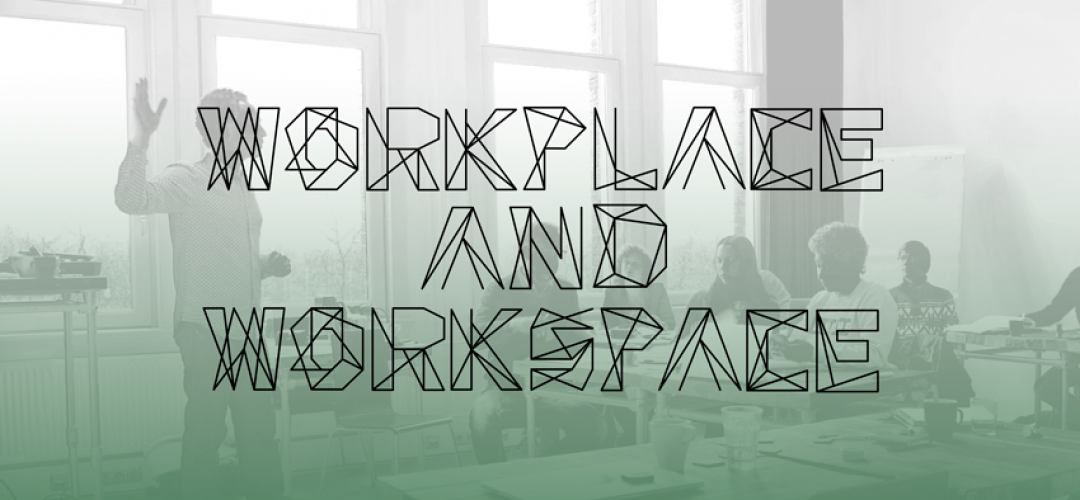 Difference between workplace and workspace